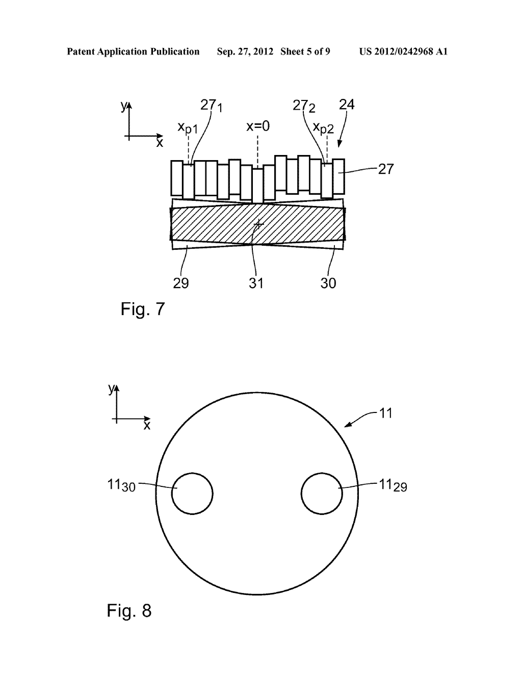 METHOD FOR ADJUSTING AN ILLUMINATION SYSTEM OF A PROJECTION EXPOSURE     APPARATUS FOR PROJECTION LITHOGRAPHY - diagram, schematic, and image 06