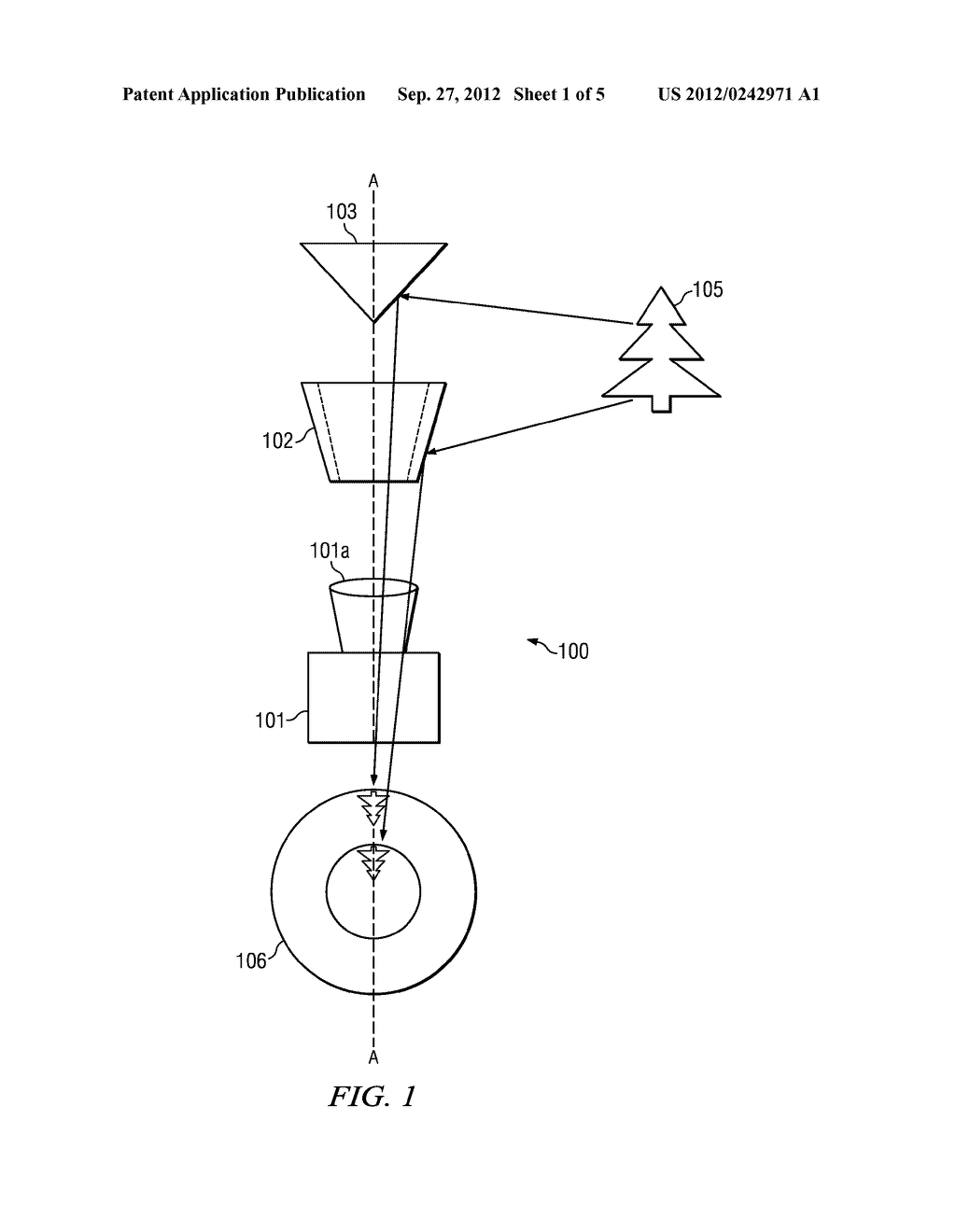 Omnidirectional Image Detection System With Range Information - diagram, schematic, and image 02
