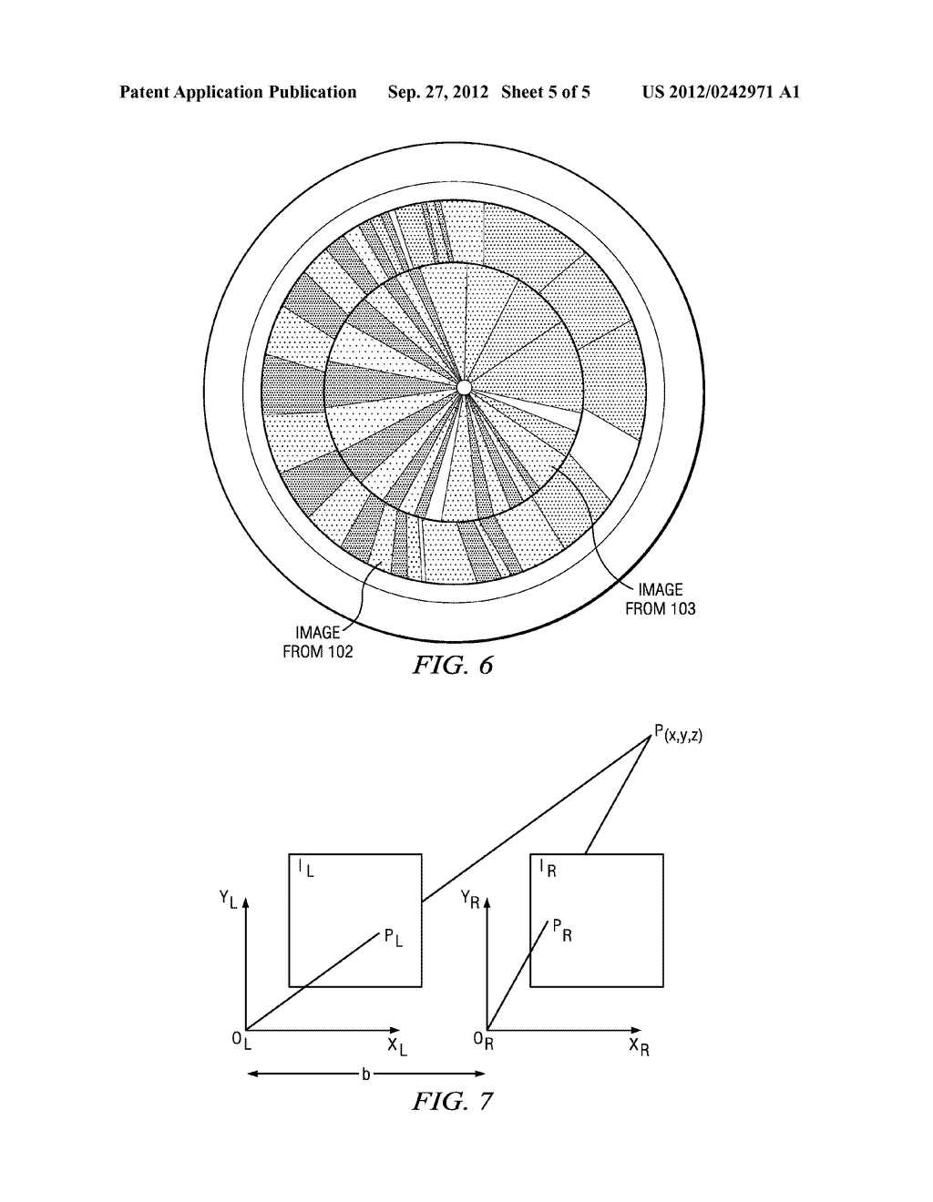 Omnidirectional Image Detection System With Range Information - diagram, schematic, and image 06