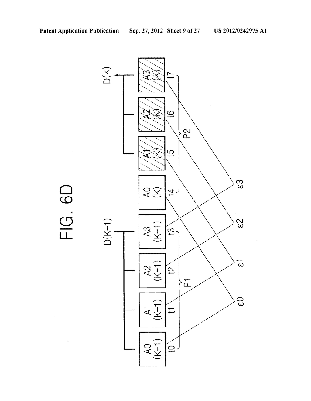 DEPTH SENSORS, DEPTH INFORMATION ERROR COMPENSATION METHODS THEREOF, AND     SIGNAL PROCESSING SYSTEMS HAVING THE DEPTH SENSORS - diagram, schematic, and image 10