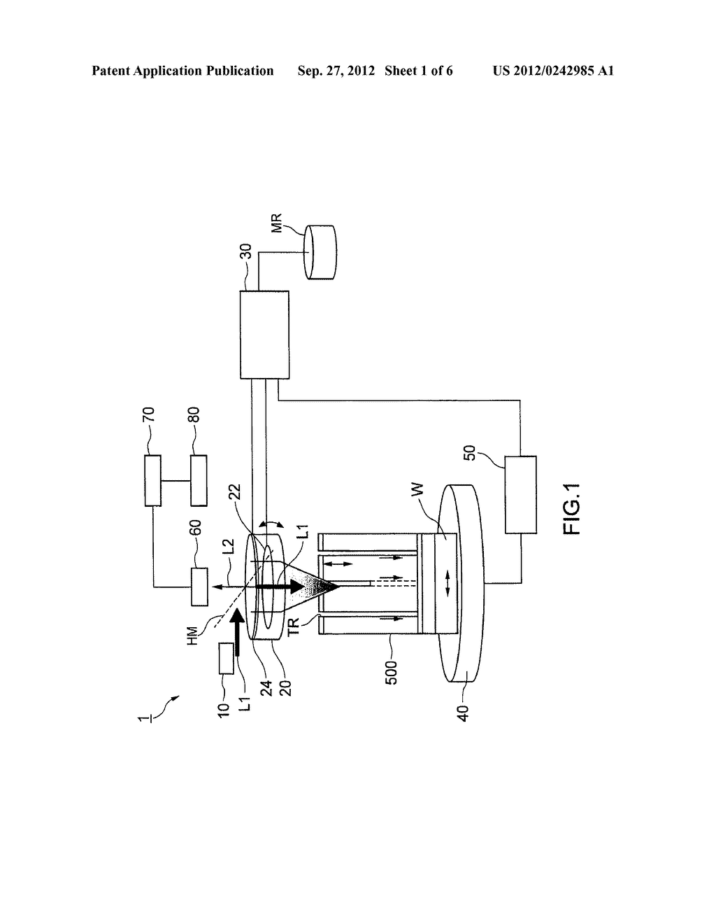PATTERN INSPECTION APPARATUS AND PATTERN INSPECTION METHOD - diagram, schematic, and image 02