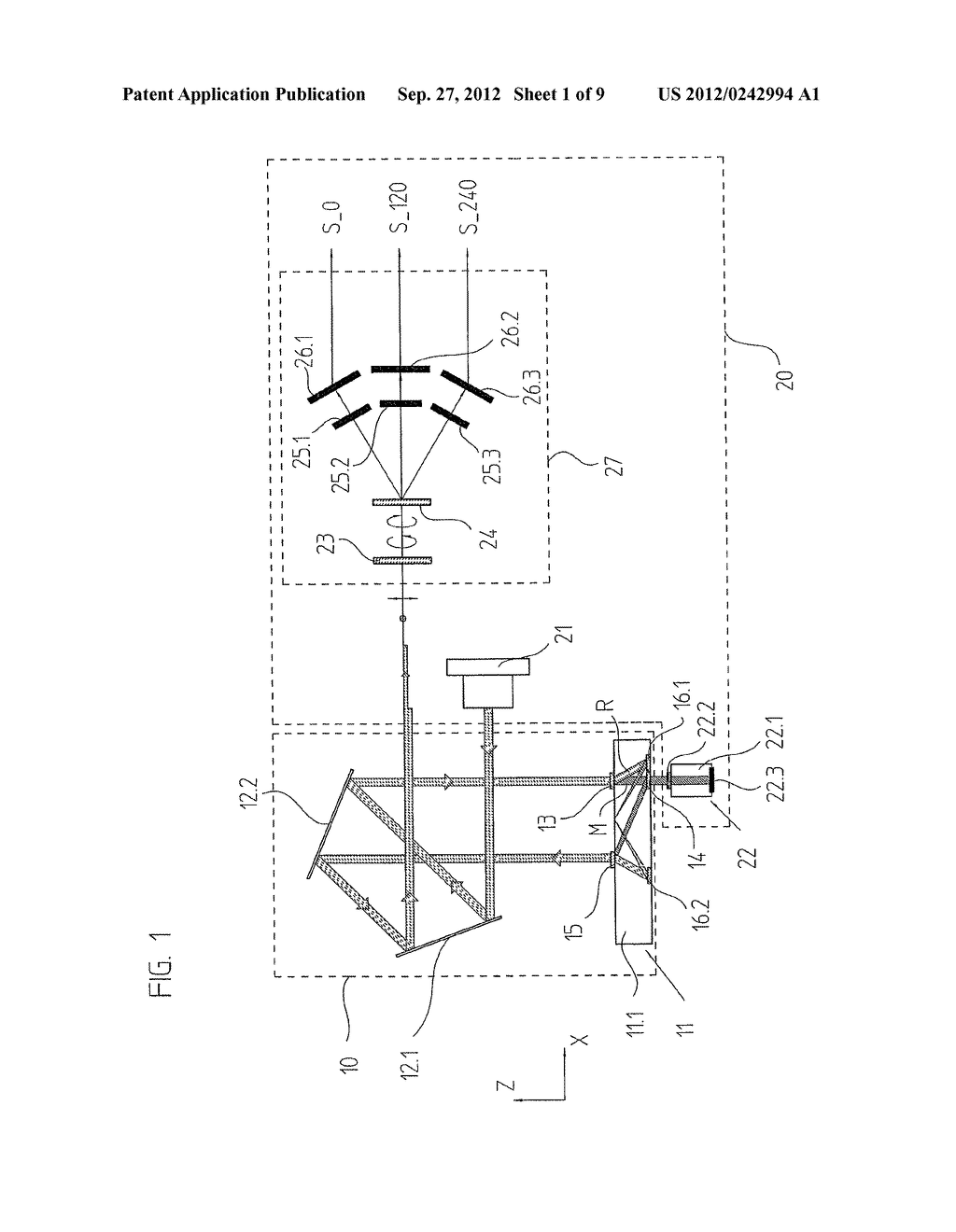 INTERFEROMETRIC DISTANCE MEASUREMENT DEVICE - diagram, schematic, and image 02