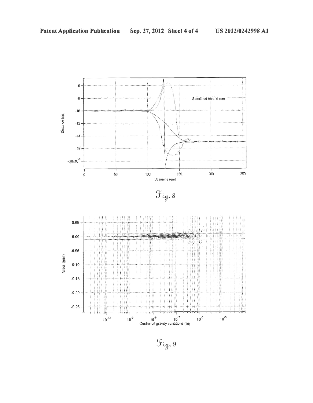 METHOD FOR SPECKLE MITIGATION IN AN INTERFEROMETRIC DISTANCE METER AND     CORRESPONDING DISTANCE METER - diagram, schematic, and image 05