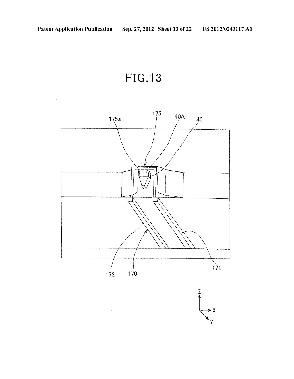 METHOD FOR MAGNETIC RECORDING USING MICROWAVE ASSISTED MAGNETIC HEAD - diagram, schematic, and image 14