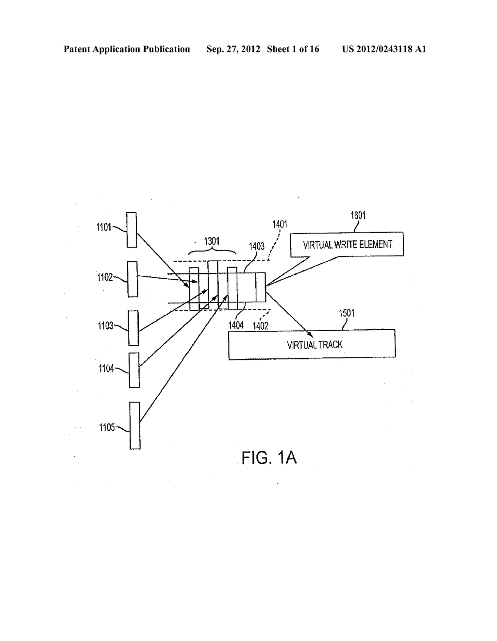 Methods, Systems and Apparatus for Reducing the Effects of Tape     Dimensional Stability - diagram, schematic, and image 02