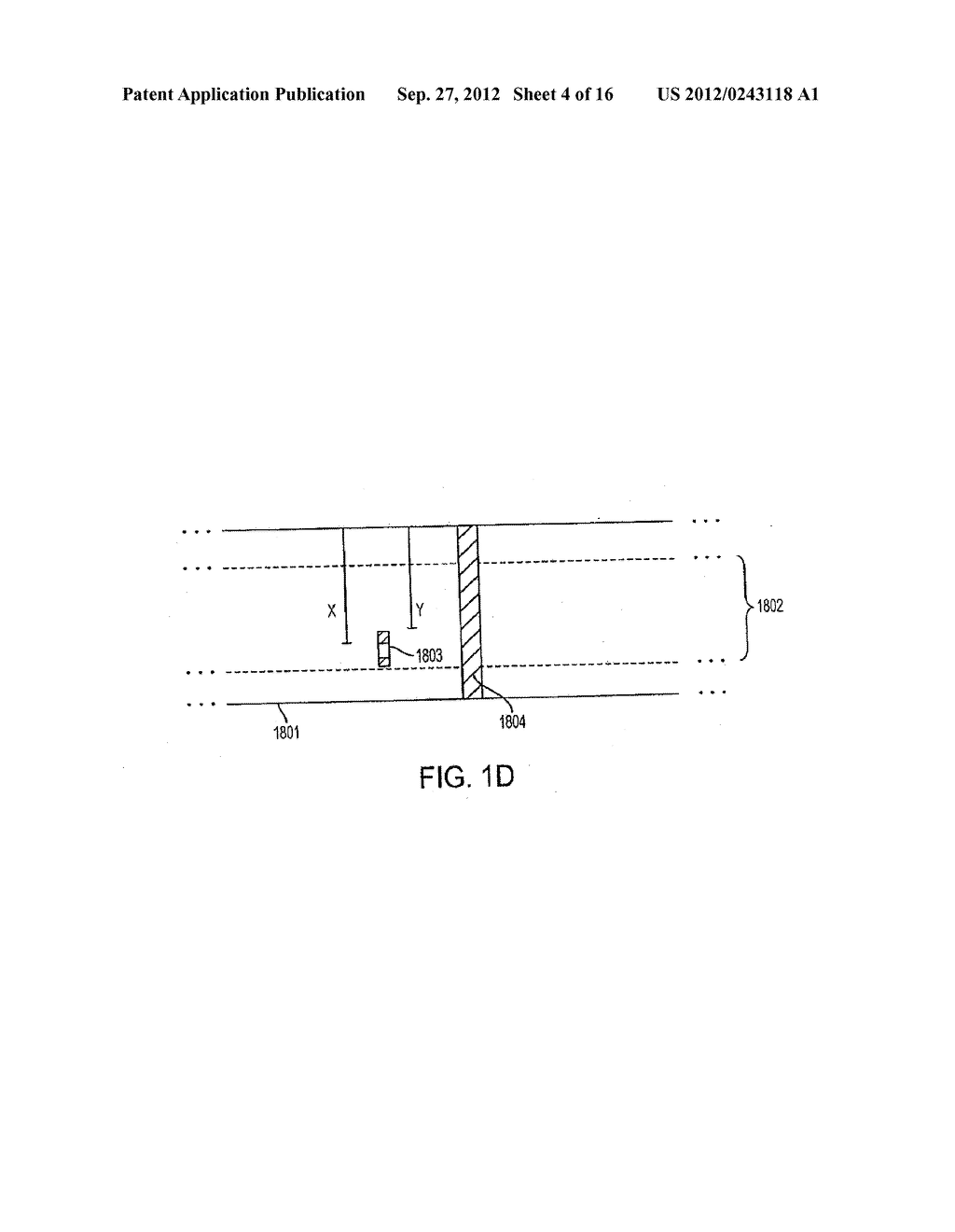 Methods, Systems and Apparatus for Reducing the Effects of Tape     Dimensional Stability - diagram, schematic, and image 05