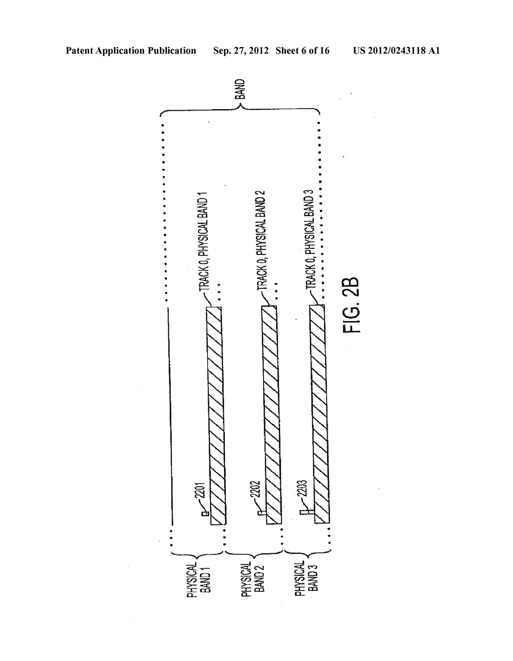 Methods, Systems and Apparatus for Reducing the Effects of Tape     Dimensional Stability - diagram, schematic, and image 07
