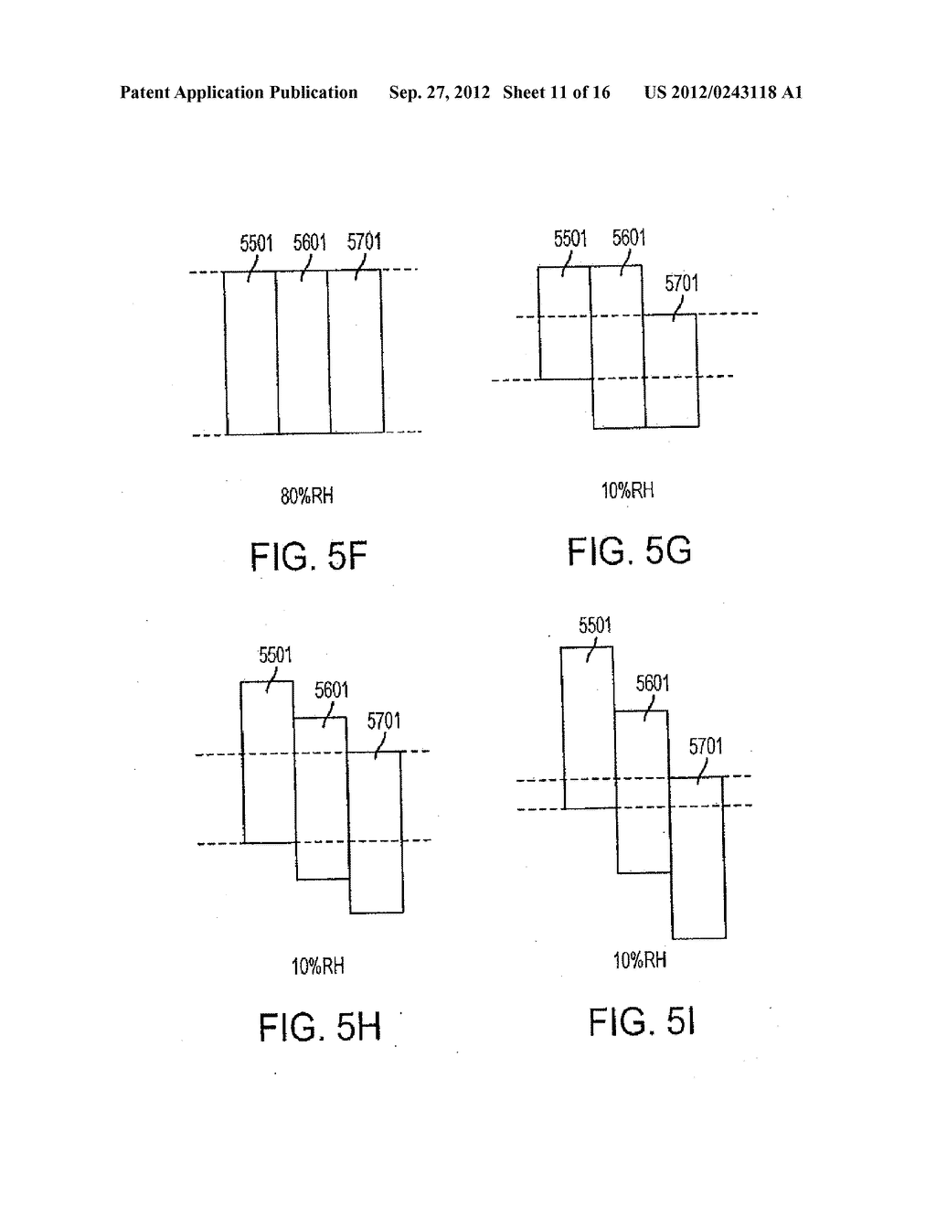 Methods, Systems and Apparatus for Reducing the Effects of Tape     Dimensional Stability - diagram, schematic, and image 12