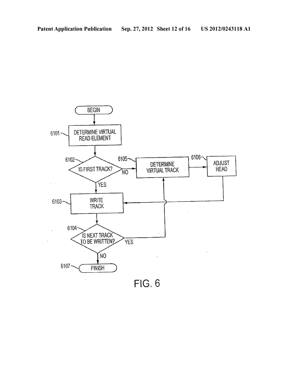 Methods, Systems and Apparatus for Reducing the Effects of Tape     Dimensional Stability - diagram, schematic, and image 13