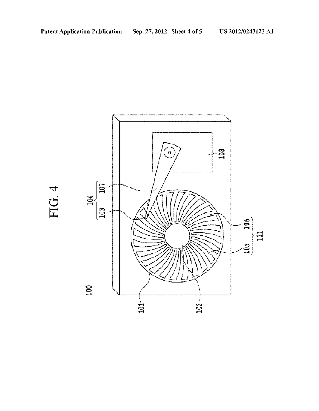 MAGNETIC DISK DEVICE, MAGNETIC DISK, AND MAGNETIC DISK MANUFACTURING     METHOD - diagram, schematic, and image 05