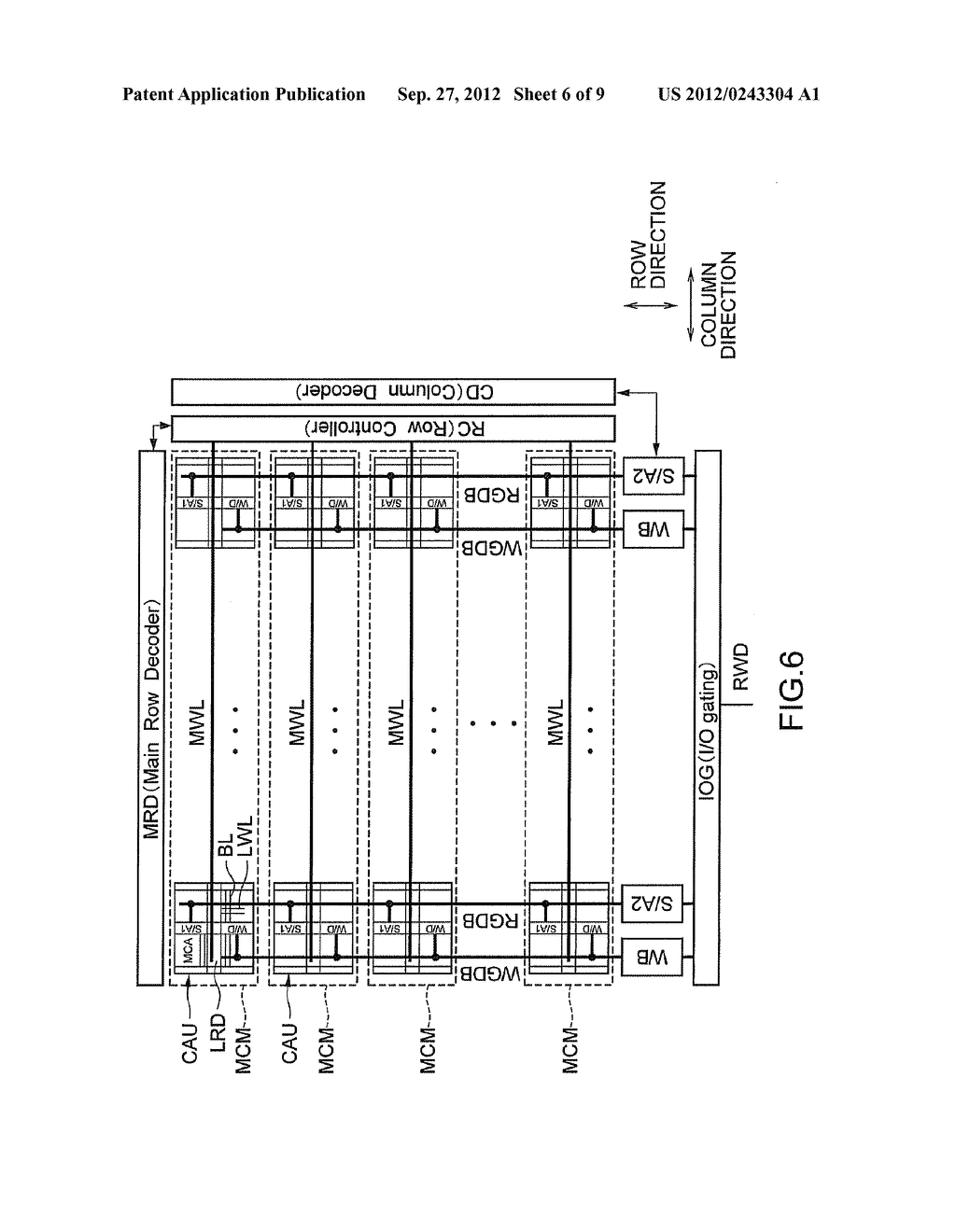 SEMICONDUCTOR STORAGE DEVICE - diagram, schematic, and image 07