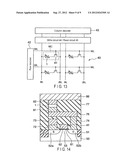 MAGNETORESISTANCE EFFECT ELEMENT AND MAGNETIC MEMORY diagram and image
