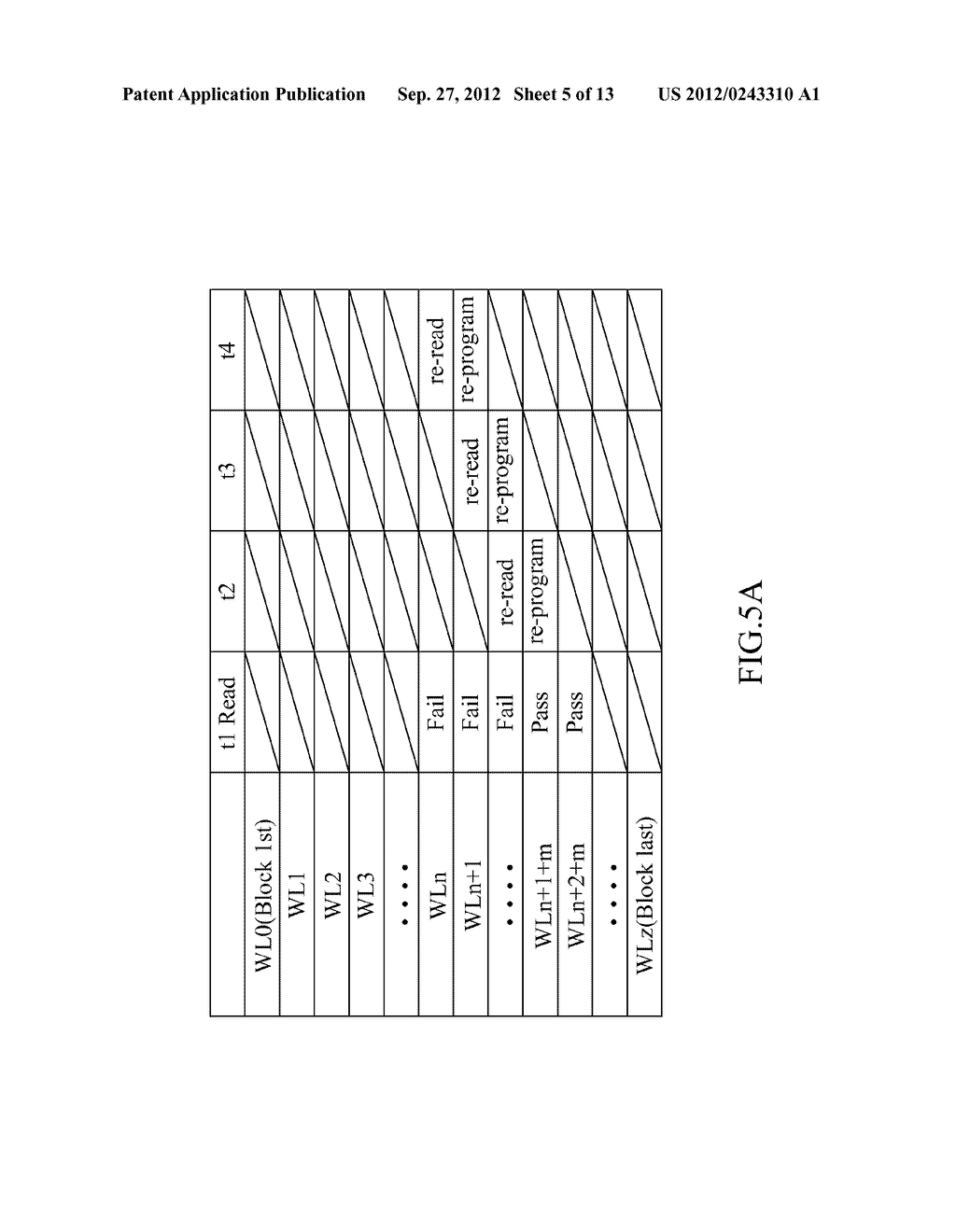 METHOD OF PROGRAMMING A MULTI-BIT PER CELL NON-VOLATILE MEMORY - diagram, schematic, and image 06