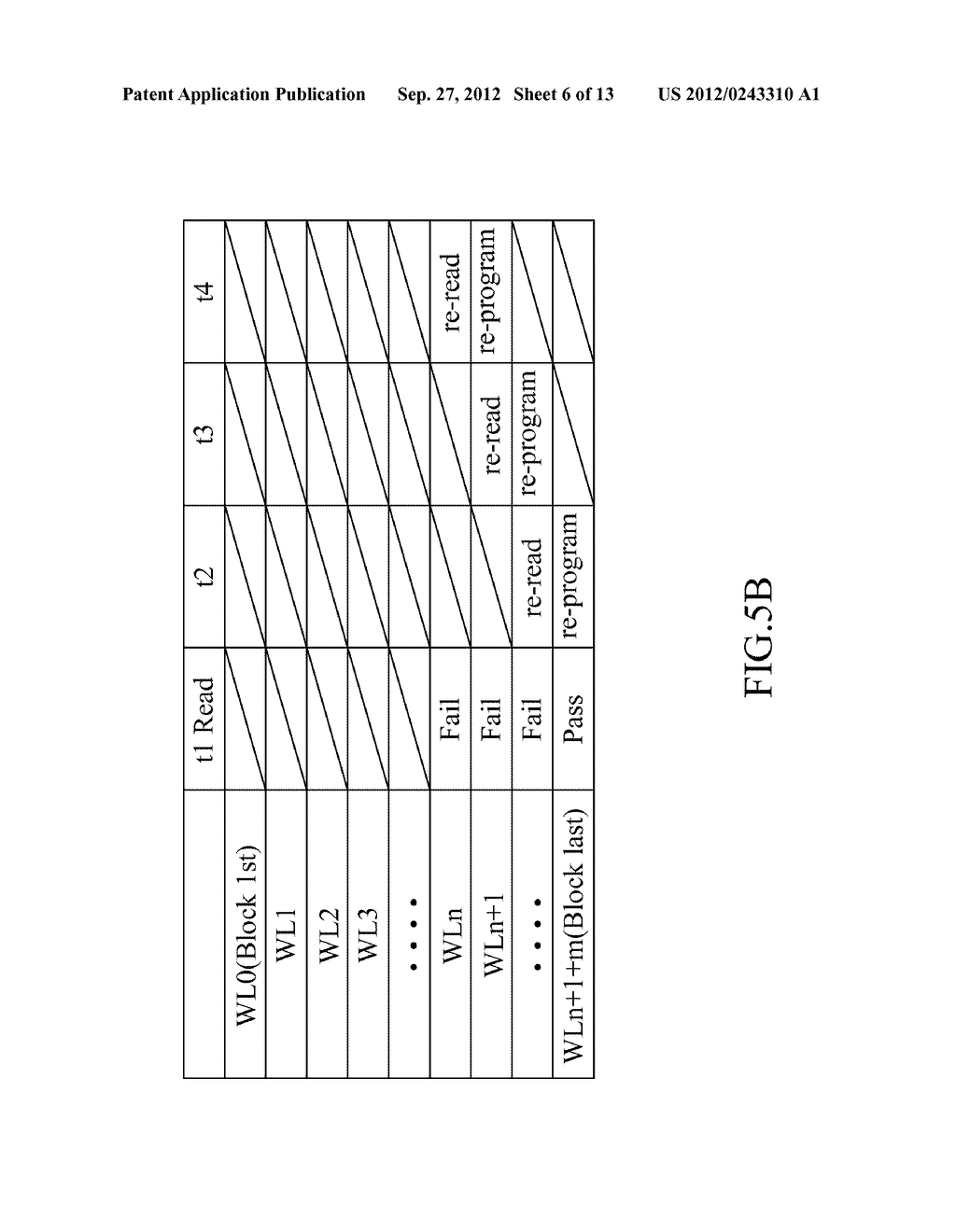 METHOD OF PROGRAMMING A MULTI-BIT PER CELL NON-VOLATILE MEMORY - diagram, schematic, and image 07