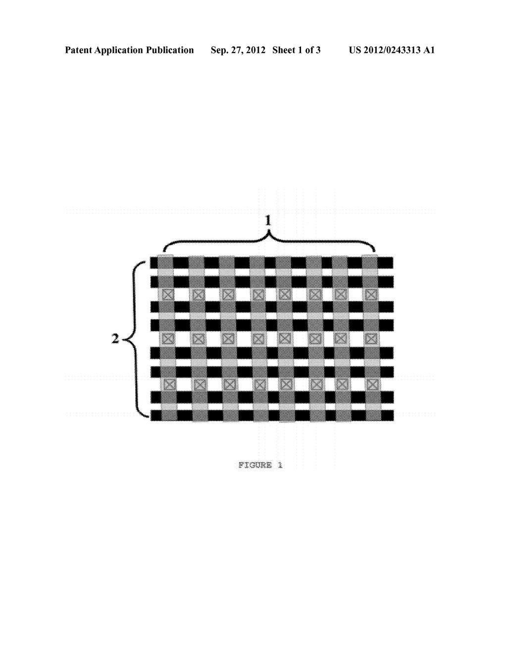 SEMICONDUCTOR MEMORY ARRAY AND METHOD FOR PROGRAMMING THE SAME - diagram, schematic, and image 02
