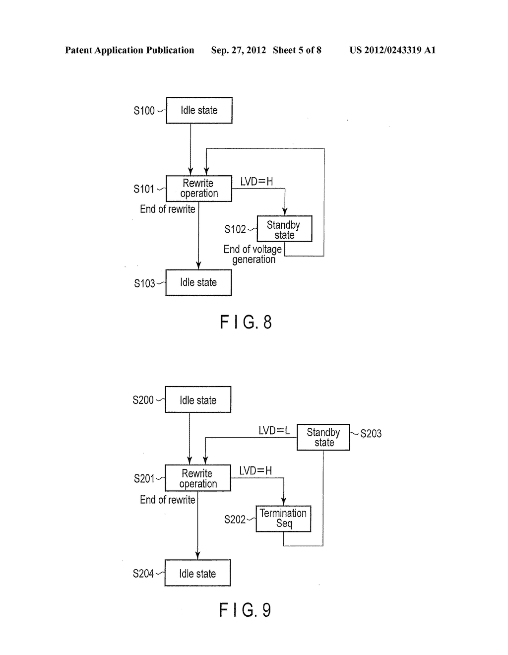 NONVOLATILE SEMICONDCUTOR MEMORY DEVICE, IC CARD AND PORTABLE APPARATUS - diagram, schematic, and image 06