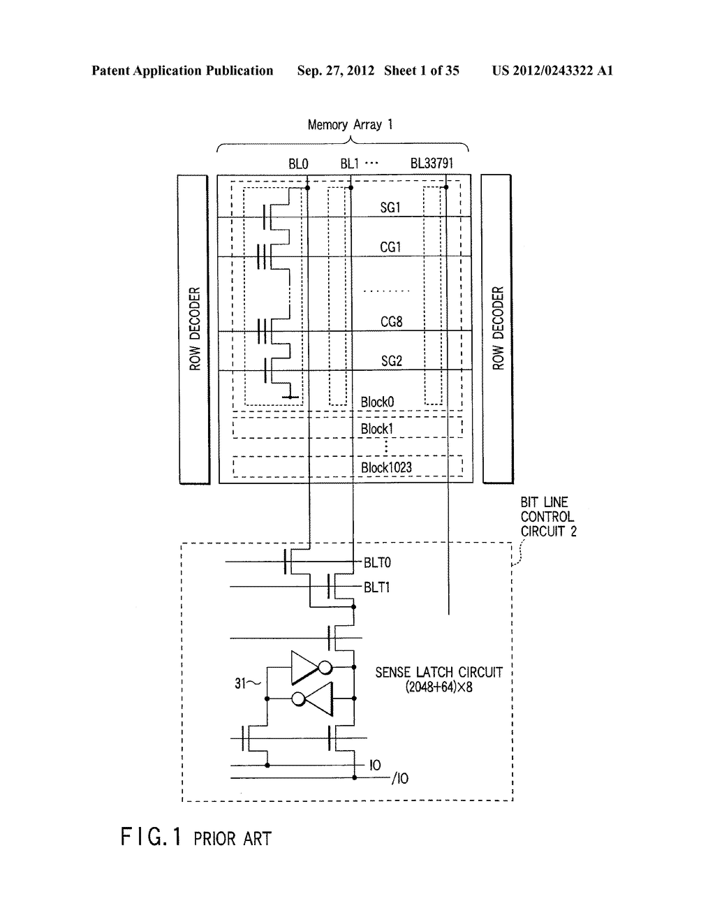 SEMICONDUCTOR INTEGRATED CIRCUIT ADAPTED TO OUTPUT PASS/FAIL RESULTS OF     INTERNAL OPERATIONS - diagram, schematic, and image 02