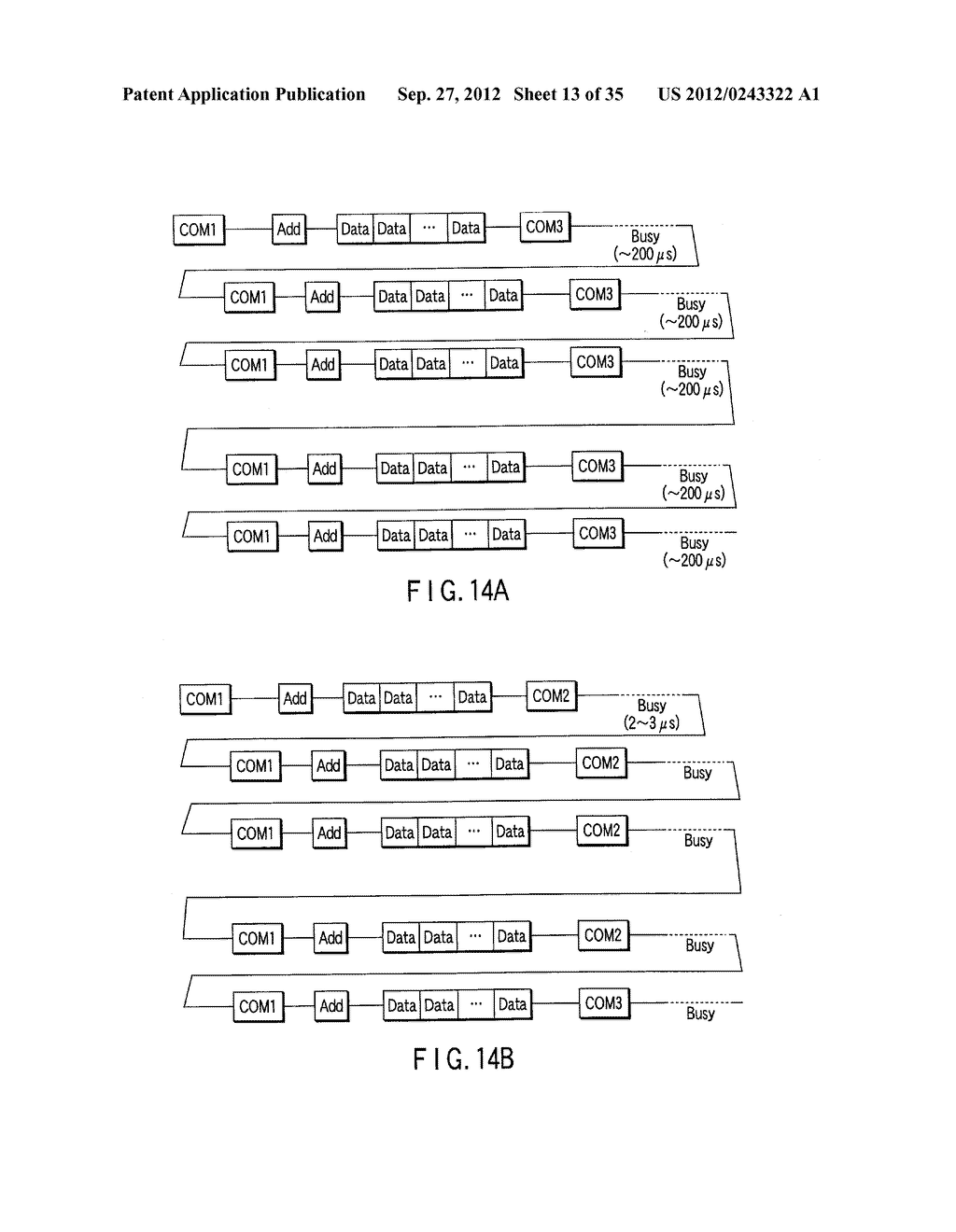SEMICONDUCTOR INTEGRATED CIRCUIT ADAPTED TO OUTPUT PASS/FAIL RESULTS OF     INTERNAL OPERATIONS - diagram, schematic, and image 14