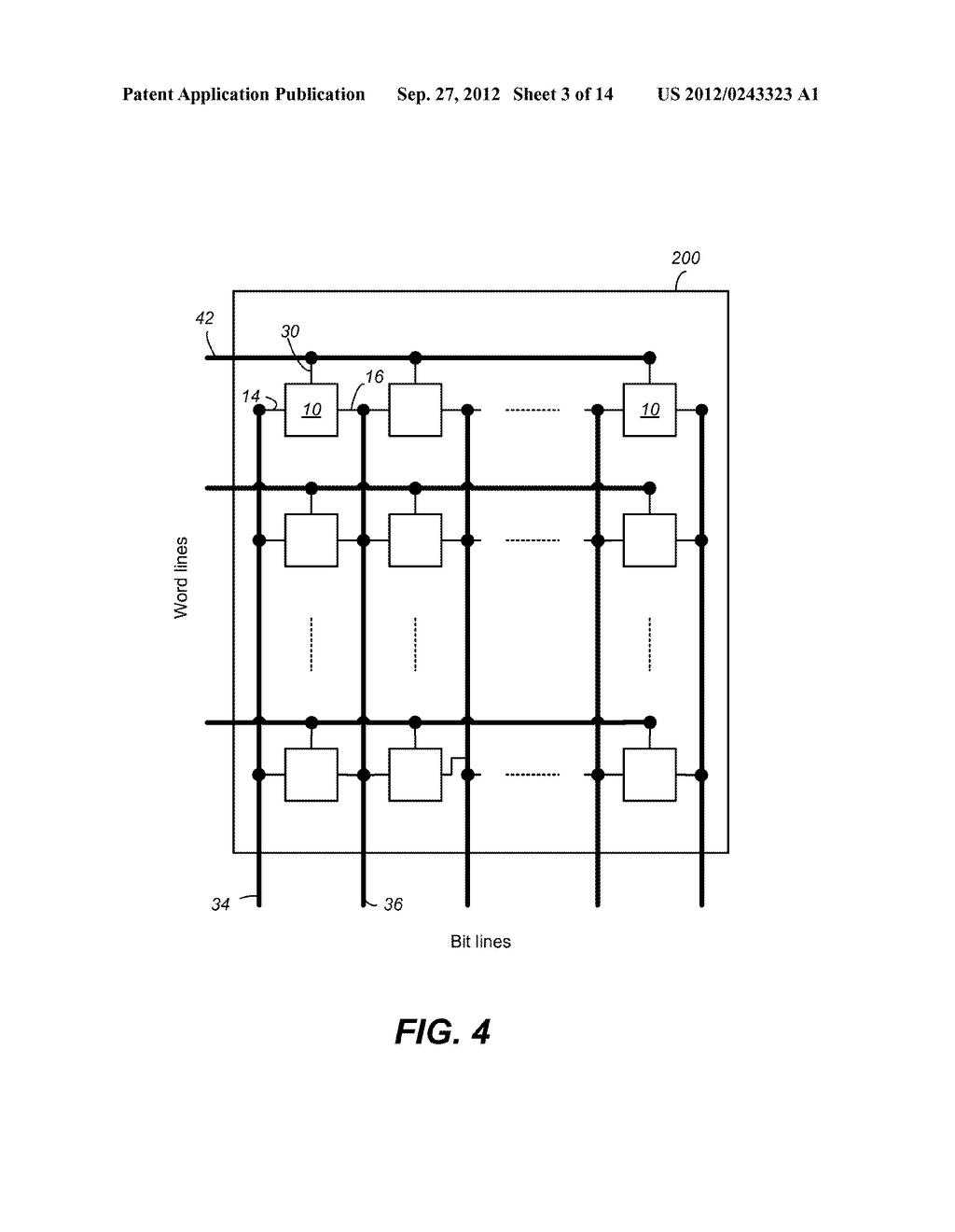 Nonvolatile Memory and Method for Improved Programming With Reduced Verify - diagram, schematic, and image 04