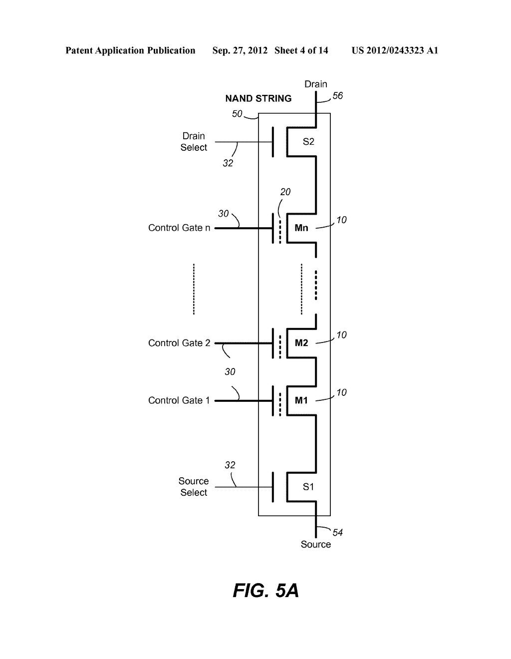 Nonvolatile Memory and Method for Improved Programming With Reduced Verify - diagram, schematic, and image 05