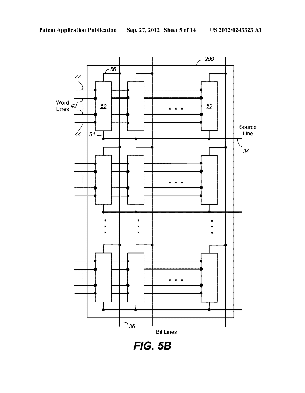 Nonvolatile Memory and Method for Improved Programming With Reduced Verify - diagram, schematic, and image 06
