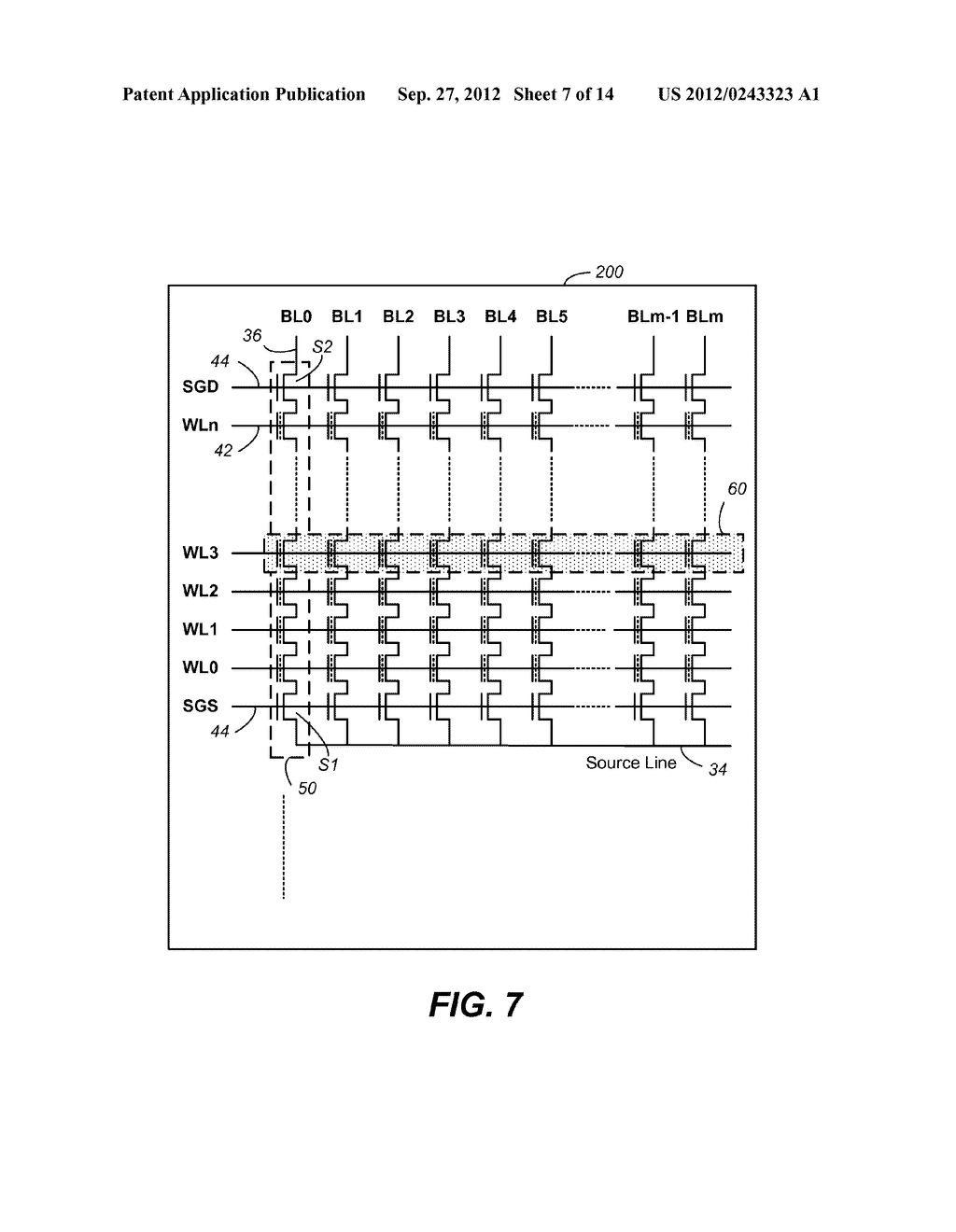 Nonvolatile Memory and Method for Improved Programming With Reduced Verify - diagram, schematic, and image 08