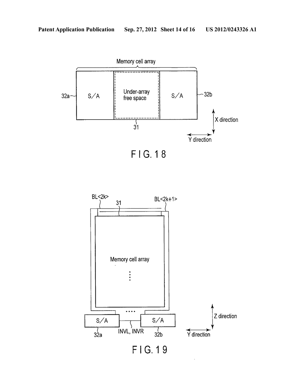 SEMICONDUCTOR STORAGE DEVICE - diagram, schematic, and image 15