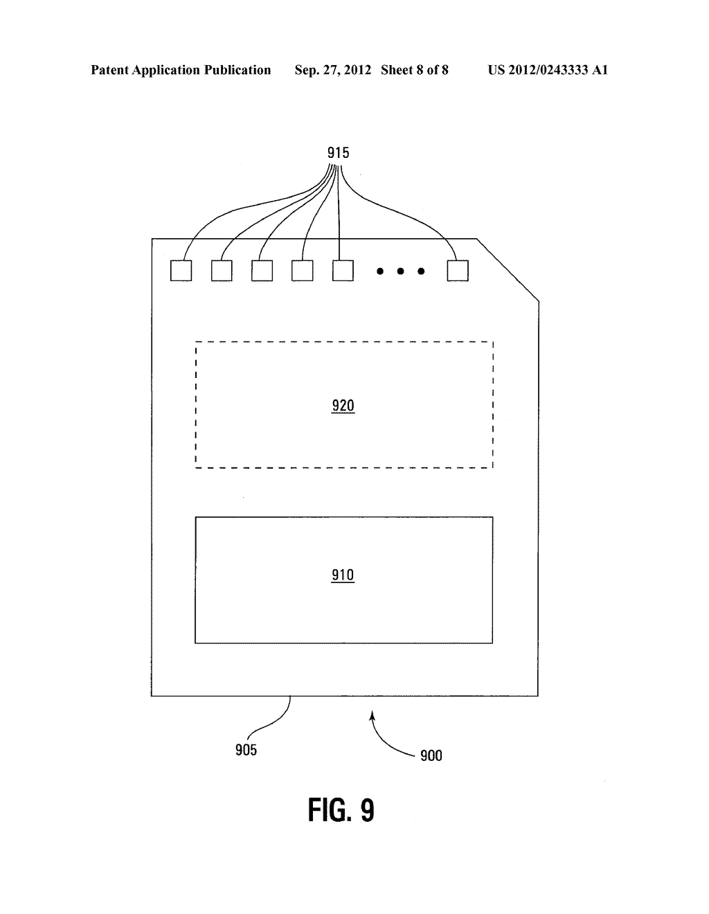 APPARATUS COMPARING VERIFIED DATA TO ORIGINAL DATA IN THE PROGRAMMING OF     MEMORY CELLS - diagram, schematic, and image 09
