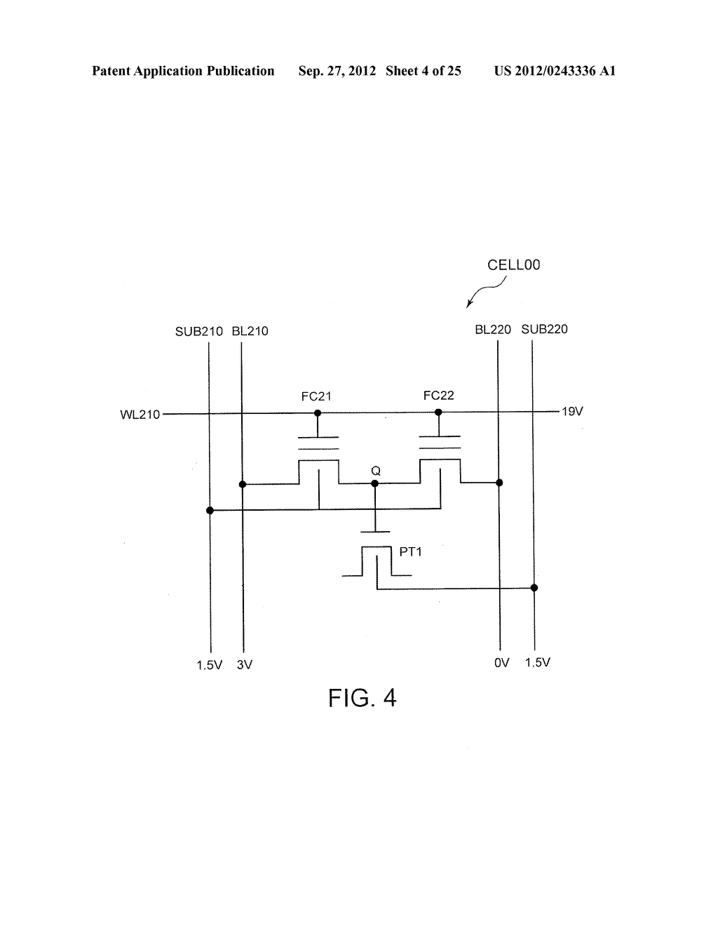 NONVOLATILE PROGRAMMABLE LOGIC SWITCH - diagram, schematic, and image 05