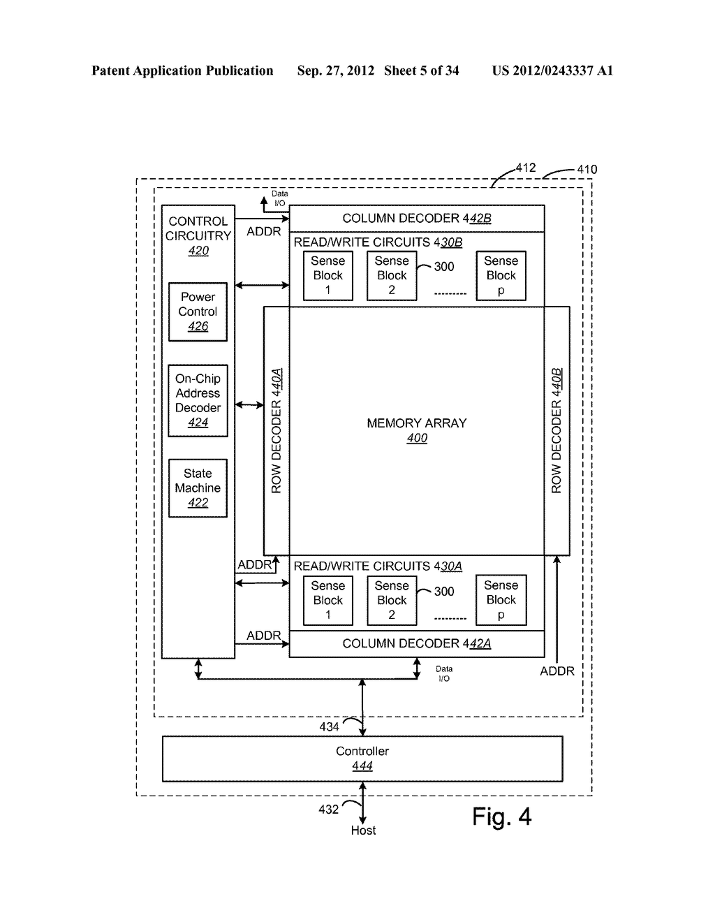 P-/METAL FLOATING GATE NON-VOLATILE STORAGE ELEMENT - diagram, schematic, and image 06
