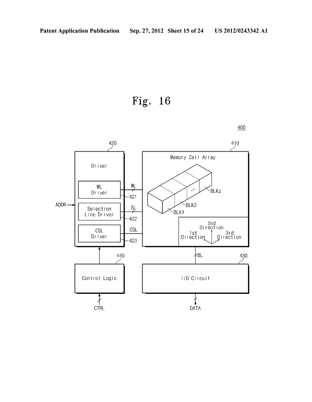 SENSE AMPLIFICATION CIRCUITS, OUTPUT CIRCUITS, NONVOLATILE MEMORY DEVICES,     MEMORY SYSTEMS, MEMORY CARDS HAVING THE SAME, AND DATA OUTPUTTING METHODS     THEREOF - diagram, schematic, and image 16