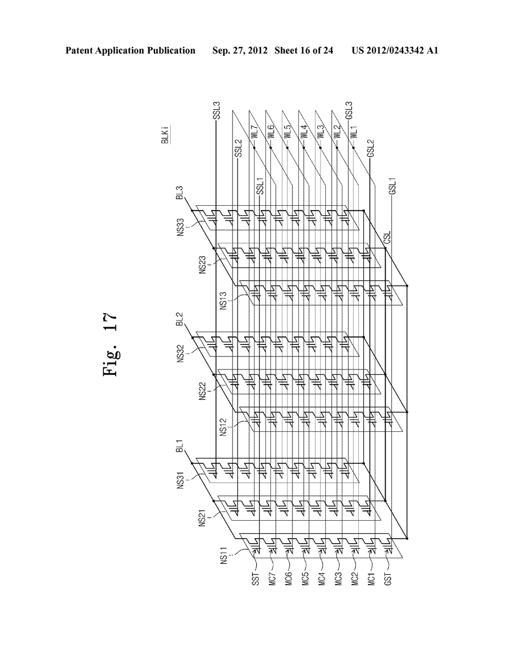 SENSE AMPLIFICATION CIRCUITS, OUTPUT CIRCUITS, NONVOLATILE MEMORY DEVICES,     MEMORY SYSTEMS, MEMORY CARDS HAVING THE SAME, AND DATA OUTPUTTING METHODS     THEREOF - diagram, schematic, and image 17