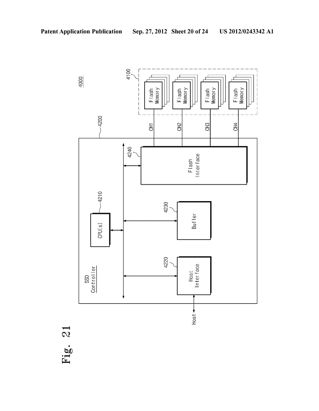 SENSE AMPLIFICATION CIRCUITS, OUTPUT CIRCUITS, NONVOLATILE MEMORY DEVICES,     MEMORY SYSTEMS, MEMORY CARDS HAVING THE SAME, AND DATA OUTPUTTING METHODS     THEREOF - diagram, schematic, and image 21