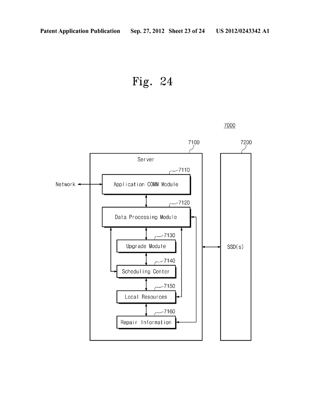 SENSE AMPLIFICATION CIRCUITS, OUTPUT CIRCUITS, NONVOLATILE MEMORY DEVICES,     MEMORY SYSTEMS, MEMORY CARDS HAVING THE SAME, AND DATA OUTPUTTING METHODS     THEREOF - diagram, schematic, and image 24