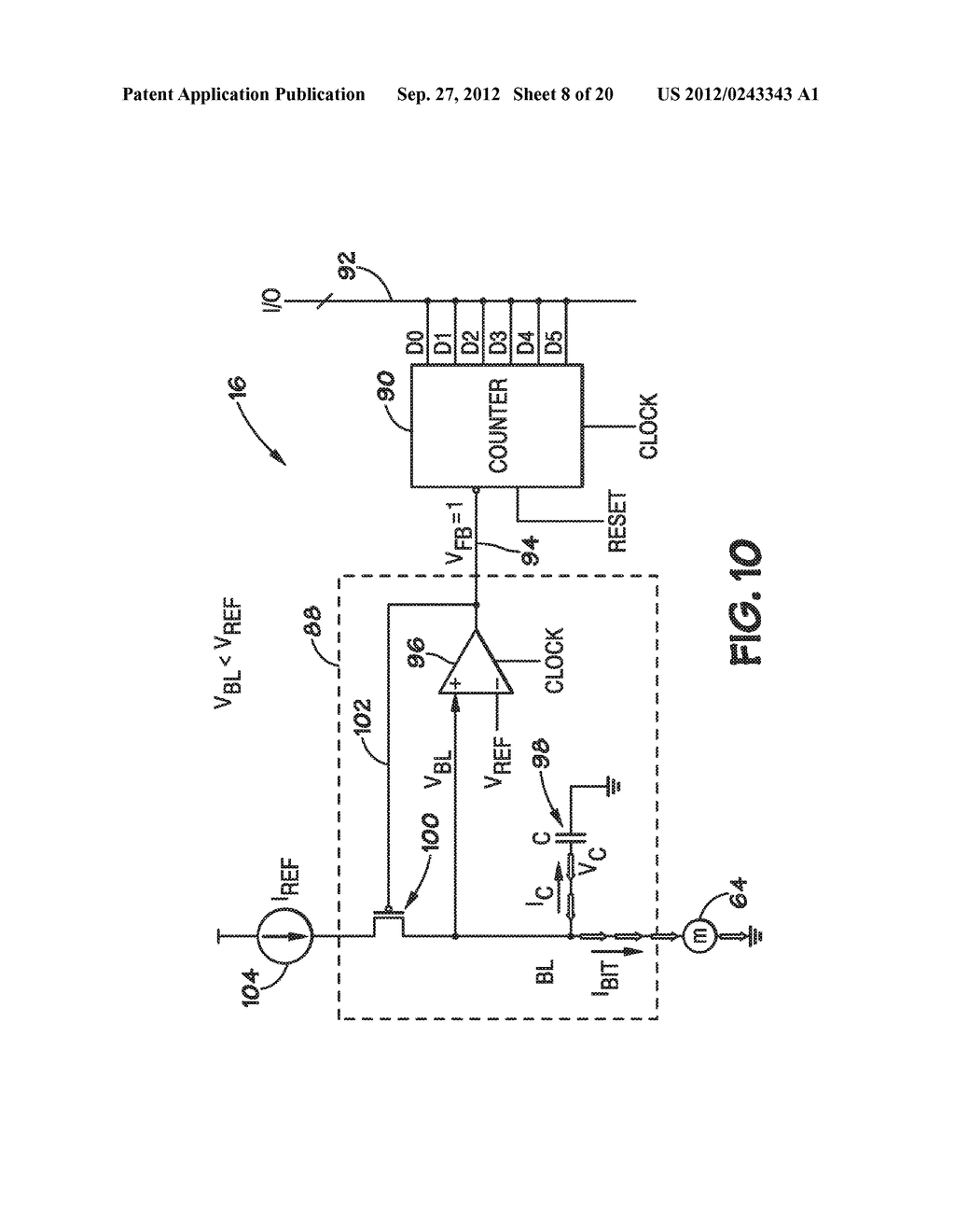 METHODS FOR SENSING MEMORY ELEMENTS IN SEMICONDUCTOR DEVICES - diagram, schematic, and image 09