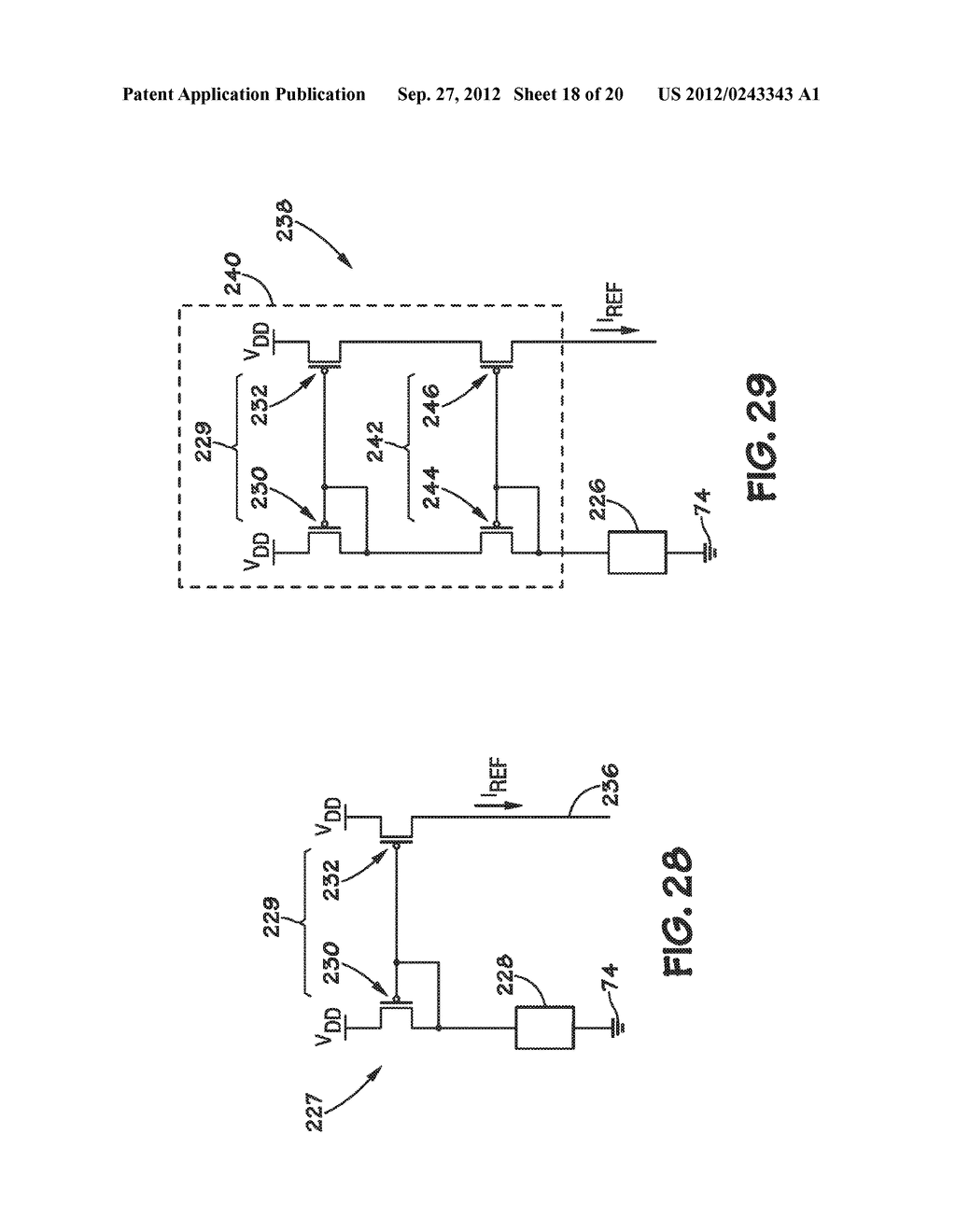 METHODS FOR SENSING MEMORY ELEMENTS IN SEMICONDUCTOR DEVICES - diagram, schematic, and image 19