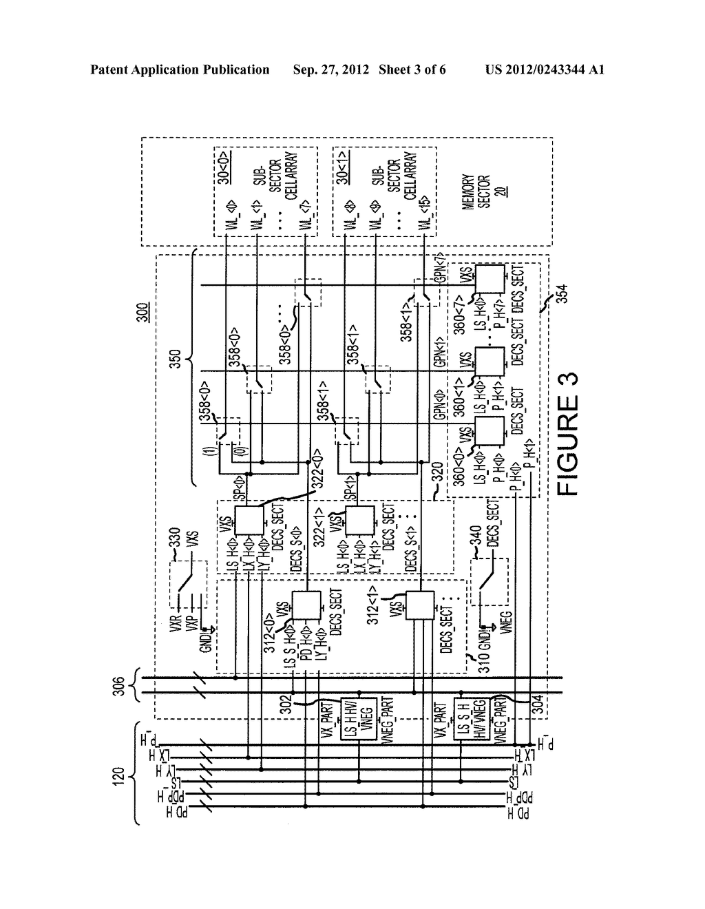 ROW ADDRESS DECODING BLOCK FOR NON-VOLATILE MEMORIES AND METHODS FOR     DECODING PRE-DECODED ADDRESS INFORMATION - diagram, schematic, and image 04