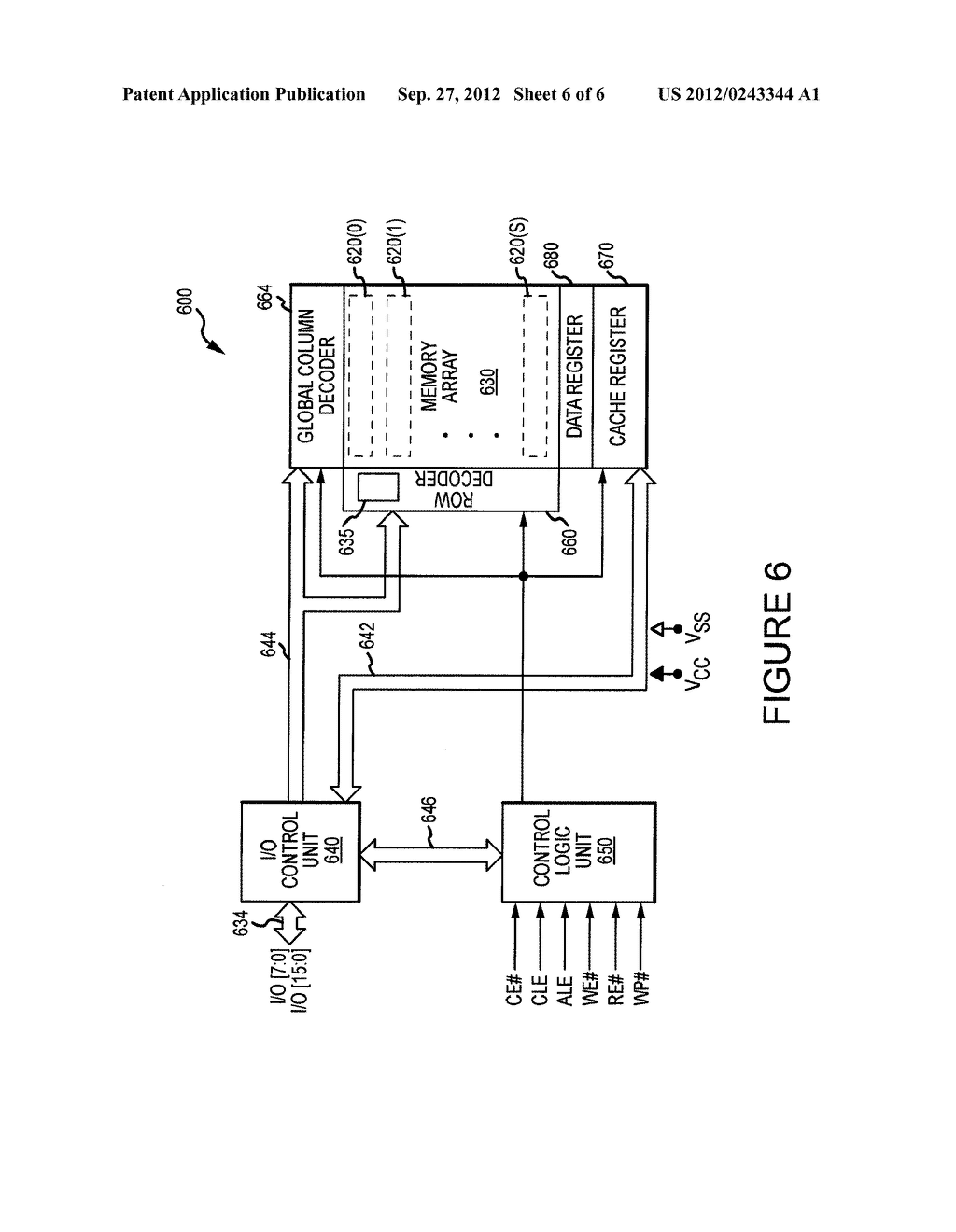 ROW ADDRESS DECODING BLOCK FOR NON-VOLATILE MEMORIES AND METHODS FOR     DECODING PRE-DECODED ADDRESS INFORMATION - diagram, schematic, and image 07