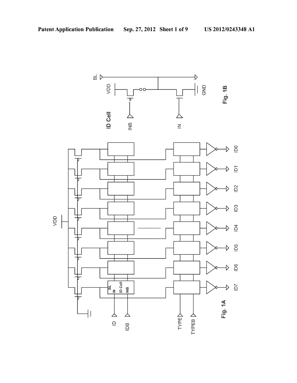 Method and Apparatus of Changing Device Identification Codes of a Memory     Integrated Circuit Device - diagram, schematic, and image 02