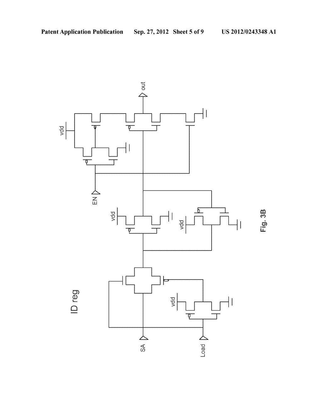 Method and Apparatus of Changing Device Identification Codes of a Memory     Integrated Circuit Device - diagram, schematic, and image 06