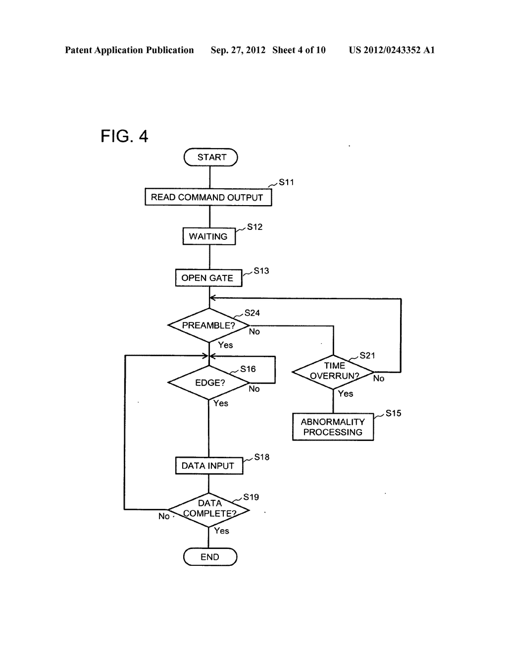 SEMICONDUCTOR MEMORY DEVICE, METHOD OF CONTROLLING READ PREAMBLE SIGNAL     THEREOF, AND DATA TRANSMISSION SYSTEM - diagram, schematic, and image 05