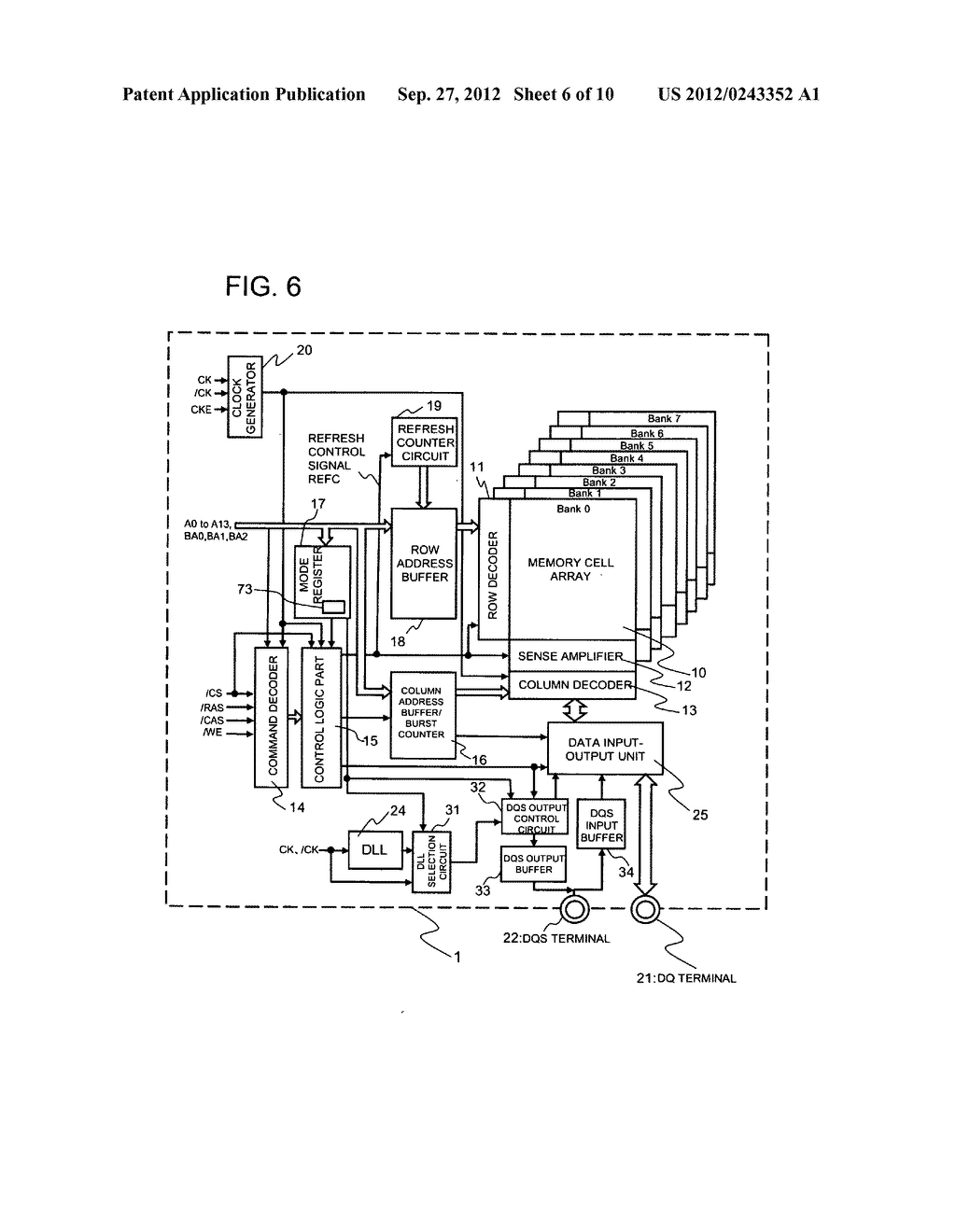 SEMICONDUCTOR MEMORY DEVICE, METHOD OF CONTROLLING READ PREAMBLE SIGNAL     THEREOF, AND DATA TRANSMISSION SYSTEM - diagram, schematic, and image 07