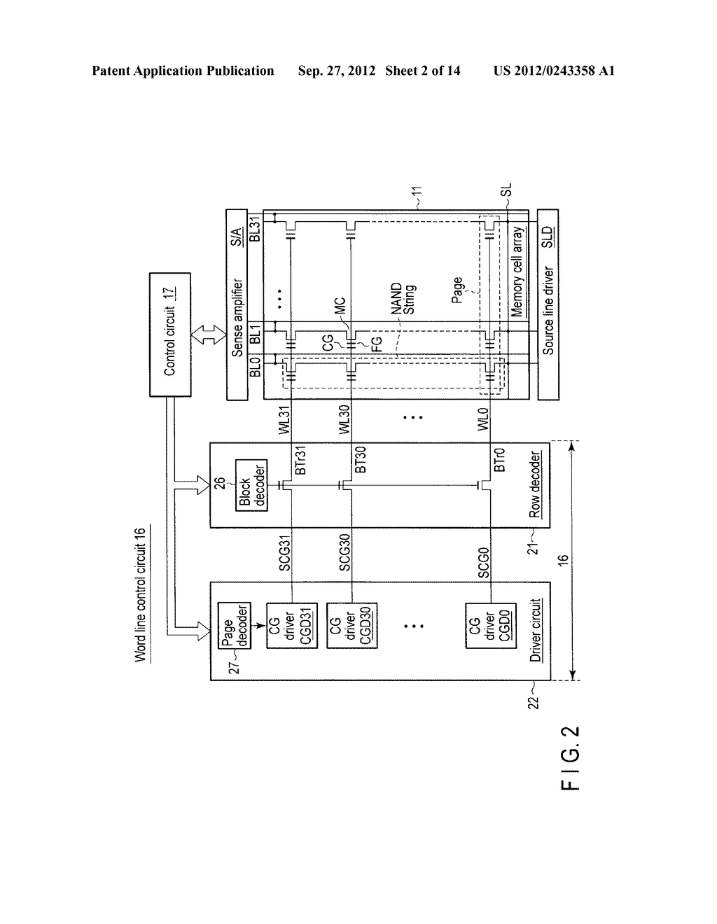 SEMICONDUCTOR DEVICE AND METHOD OF MANUFACTURING THE SAME - diagram, schematic, and image 03