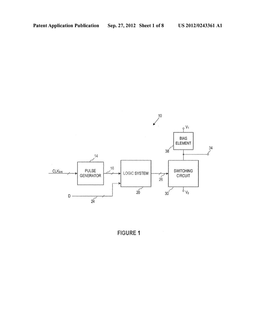 DATA SERIALIZERS, OUTPUT BUFFERS, MEMORY DEVICES AND METHODS OF     SERIALIZING - diagram, schematic, and image 02