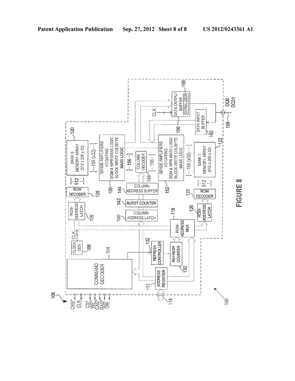 DATA SERIALIZERS, OUTPUT BUFFERS, MEMORY DEVICES AND METHODS OF     SERIALIZING - diagram, schematic, and image 09