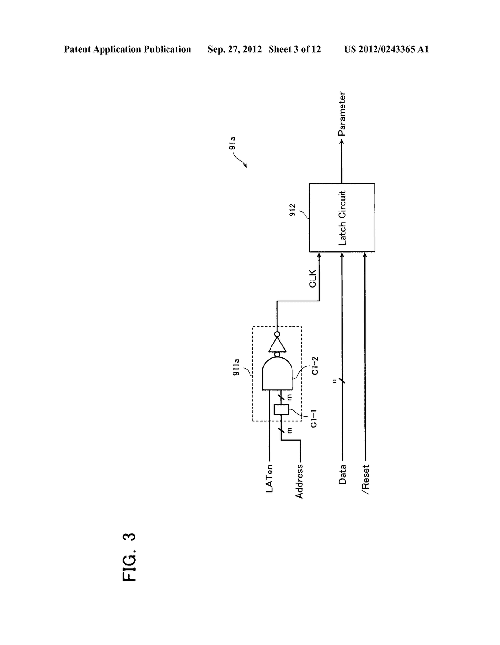 SEMICONDUCTOR MEMORY DEVICE AND METHOD OF SETTING OPERATION ENVIRONMENT     THEREIN - diagram, schematic, and image 04