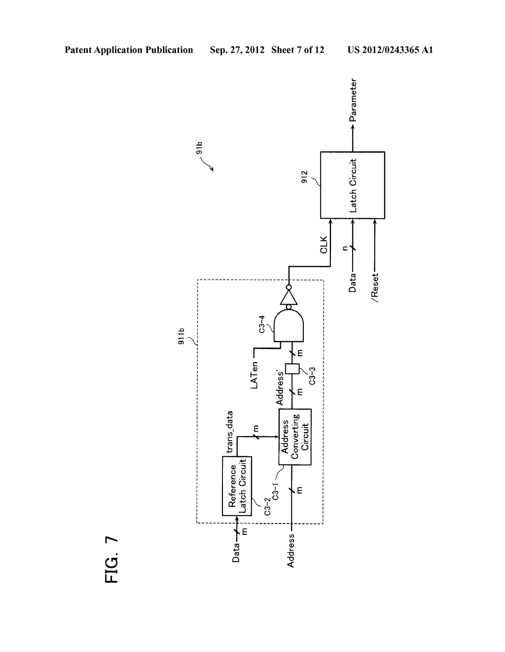 SEMICONDUCTOR MEMORY DEVICE AND METHOD OF SETTING OPERATION ENVIRONMENT     THEREIN - diagram, schematic, and image 08