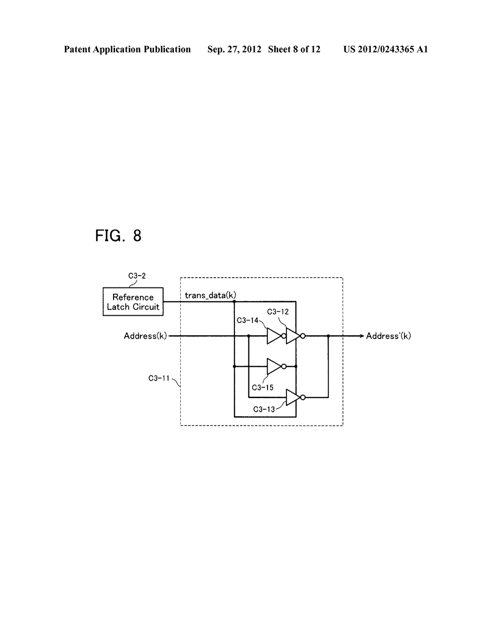 SEMICONDUCTOR MEMORY DEVICE AND METHOD OF SETTING OPERATION ENVIRONMENT     THEREIN - diagram, schematic, and image 09
