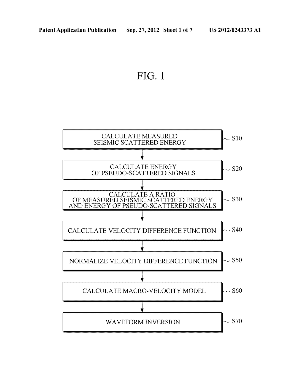 SEISMIC IMAGING APPARATUS UTILIZING MACRO-VELOCITY MODEL AND METHOD FOR     THE SAME - diagram, schematic, and image 02