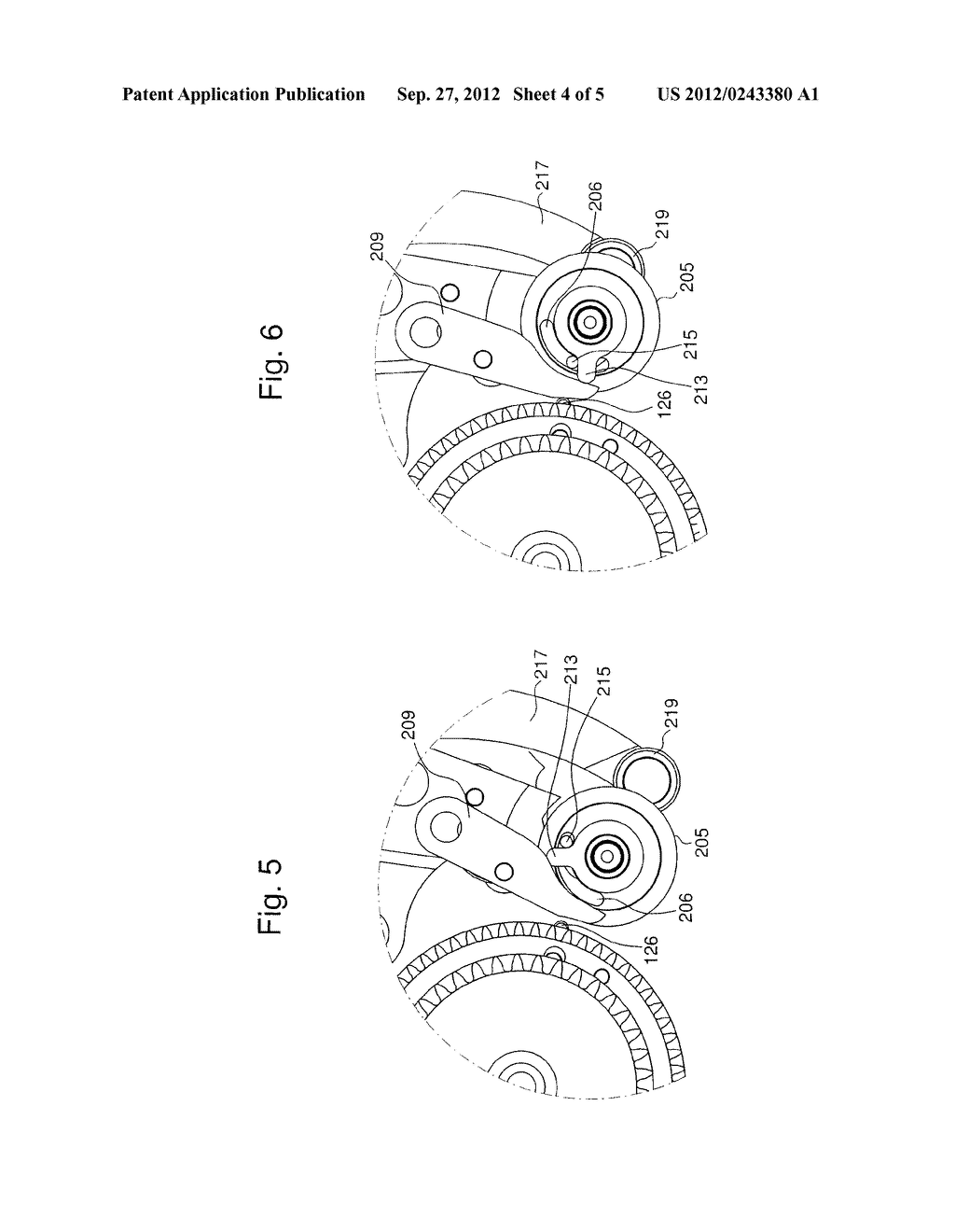 TIMEPIECE MOVEMENT COMPRISING A RUNNING EQUATION OF TIME DEVICE - diagram, schematic, and image 05